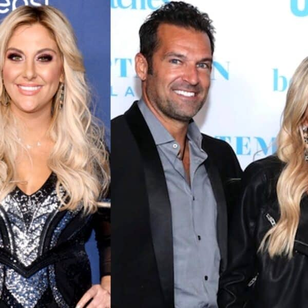 """Gina Kirschenheiter Says RHOC Co-Star Braunwyn Windham-Burke and Sean Burke's Marriage is """"In Crisis"""" and That It Might Just Be """"Easier"""" For Them to Not Get Divorced"""