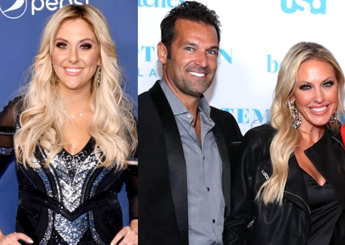 "RHOC's Gina Kirschenheiter Shares New Details On ""Creepy"" Text From Sean Burke and Why It Made Her ""Uncomfortable,"" Fires Back at Braunwyn Claiming She 'Weaponized Her Sexuality,'  Plus Live Viewing Thread"