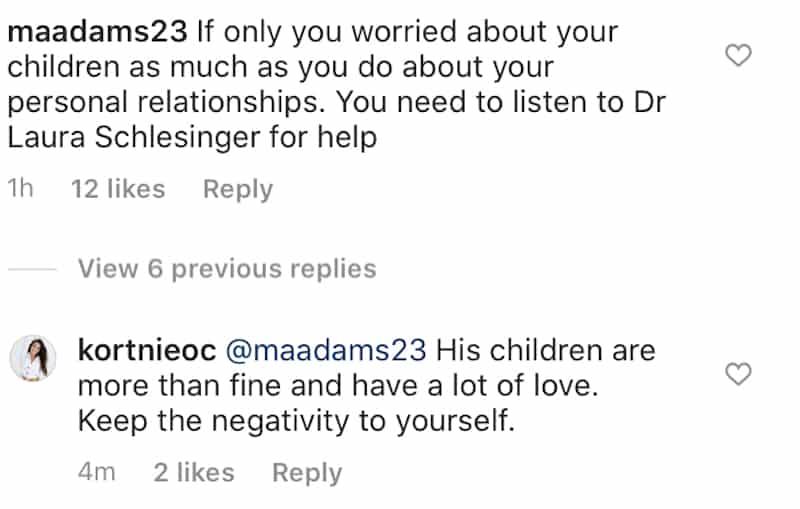 RHOC Jim Edmonds Fan Wants Him to Worry About Kids More Than Girlfriend