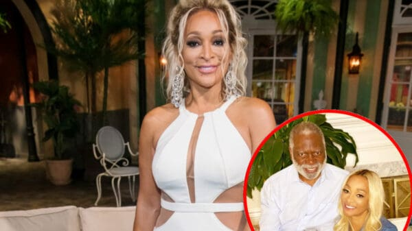 """RHOP Star Karen Huger Addresses Claim She Gave Husband Ray 'Half of Her Money,' Saying She Would Do What Any """"Good Woman"""" Would Do to Support Her Family, Plus She Slams Gizelle Bryant For Claims: """"Once a Mess, Always a Mess"""""""