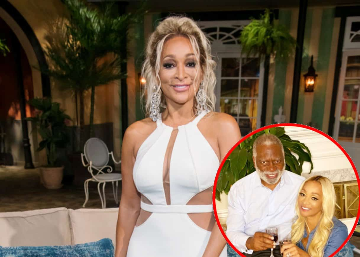 "RHOP Star Karen Huger Addresses Claim She Gave Husband Ray 'Half of Her Money,' Shades Gizelle For Claims: ""Once a Mess, Always a Mess"""