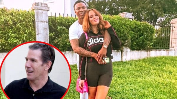 PHOTO: Kathryn Dennis' Boyfriend Chleb Ravenell Reacts After Fan Disses Thomas Ravenel as Southern Charm Star Kathryn Shares New Loved Up Picture