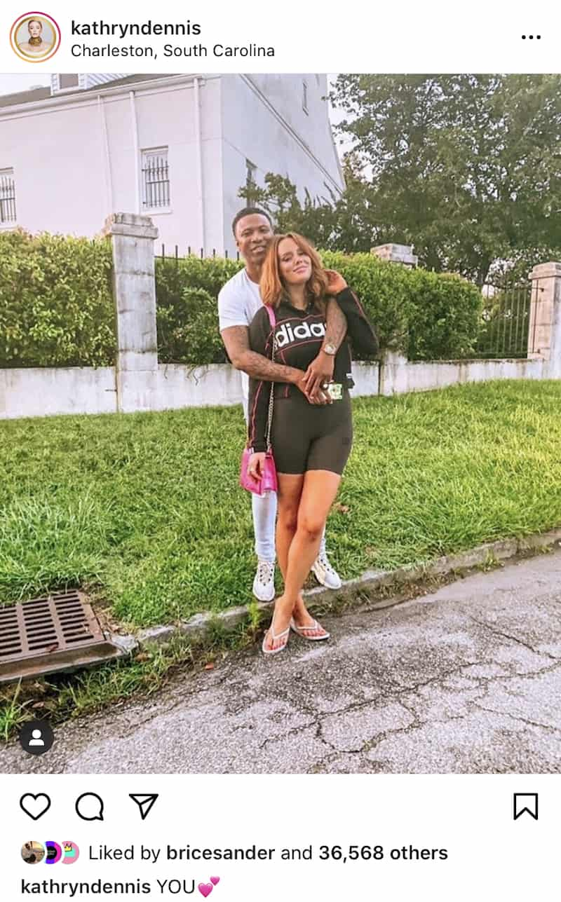 Southern Charm Kathryn Dennis Shares Photo With Boyfriend Chleb Ravenell