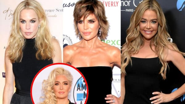"Kathryn Edwards Says Lisa Rinna Was ""Gunning"" For Denise Just to Have a Storyline, Slams Erika Jayne For Bringing Nothing to RHOBH and Being ""Rude"" to Production, Shades Andy Cohen For 'Reveling in Her Misery'"