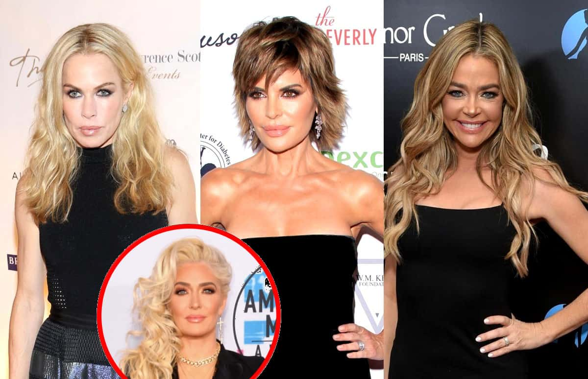 """Kathryn Edwards Says Lisa Rinna Was """"Gunning"""" For Denise Just to Have a Storyline, Slams Erika Jayne For Bringing Nothing to RHOBH and Being """"Rude"""" to Production, Shades Andy Cohen For 'Reveling in Her Misery'"""