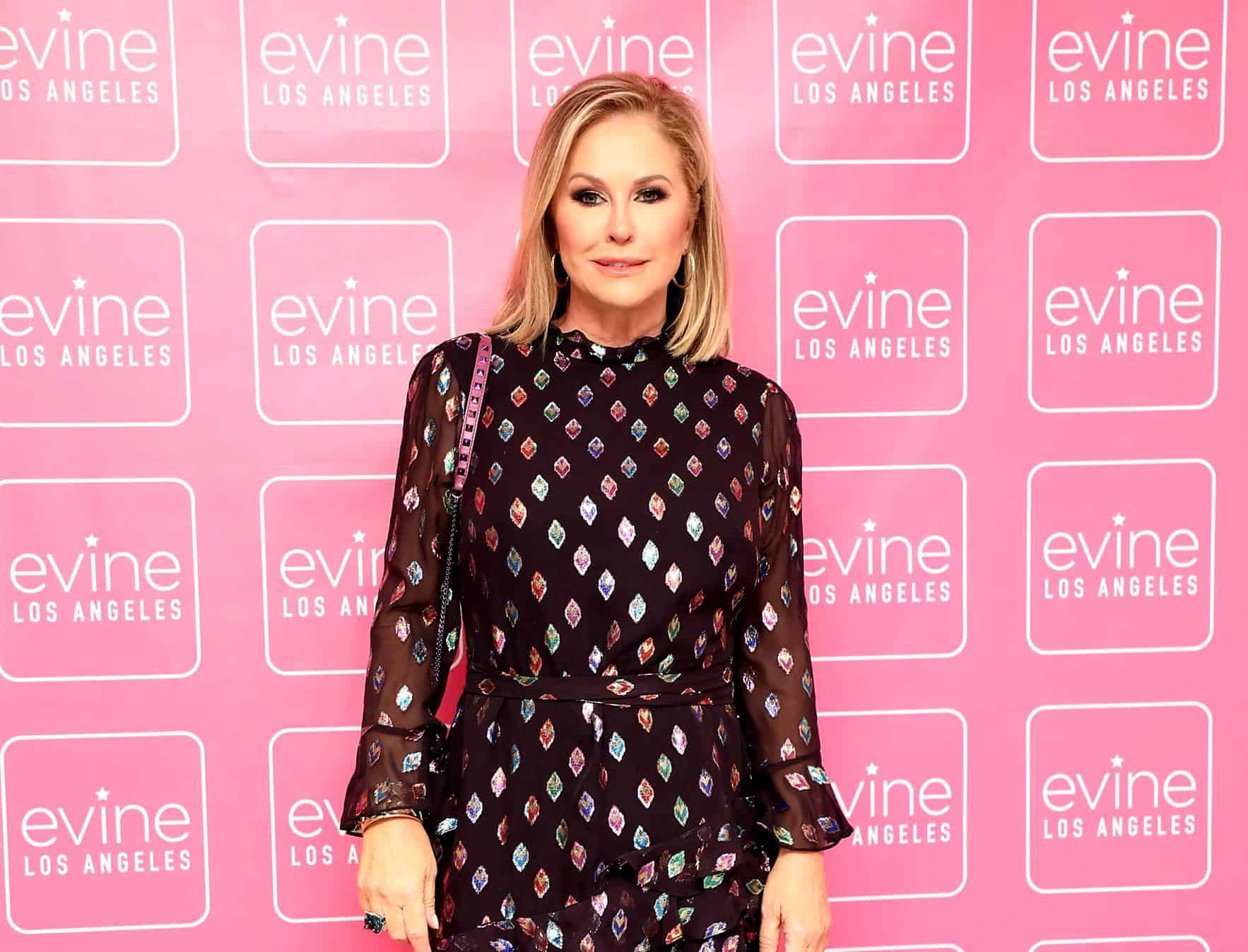 "Kathy Hilton Gives COVID-19 Health Update, Says She's ""Clean"" After Being Diagnosed with the Virus Following RHOBH Production Halt"