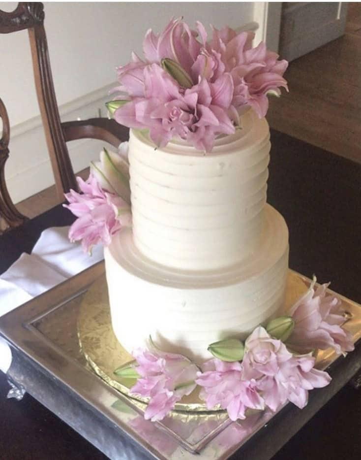 Kelly Dodd Wedding Cake