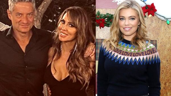 RHOC's Kelly Dodd Slams Husband Rick Leventhal's Ex Lauren Sivan on Instagram Less Than Two Weeks After Their Wedding, See What She Said in Comment on Photo Shared of Rick's Daughter Plus Live Viewing Thread!