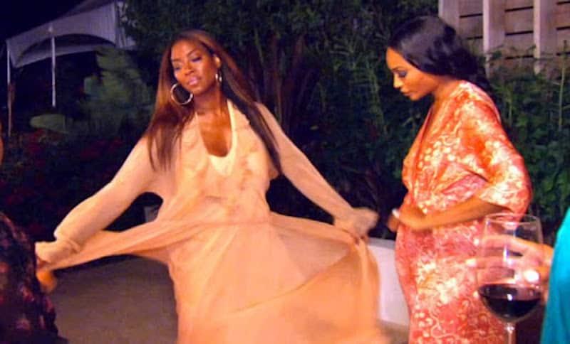 RHOA Kenya Moore is Gone with the Wind Fabulous