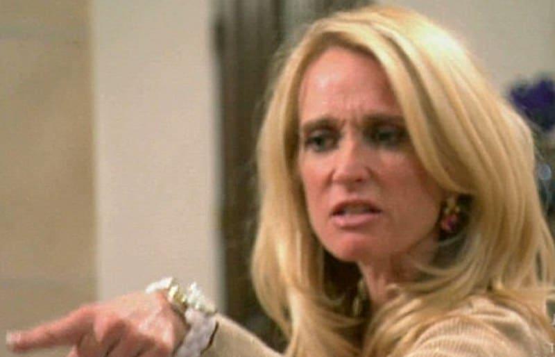 RHOBH Kim Richards tells Brandi Glanville she is a pig