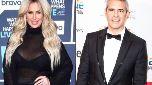"Kim Zolciak Dishes On How Andy Cohen ""Pissed"" Her Off at BravoCon Plus the Don't Be Tardy Star Explains Why She May Not Be Able to Have More Plastic Surgery"