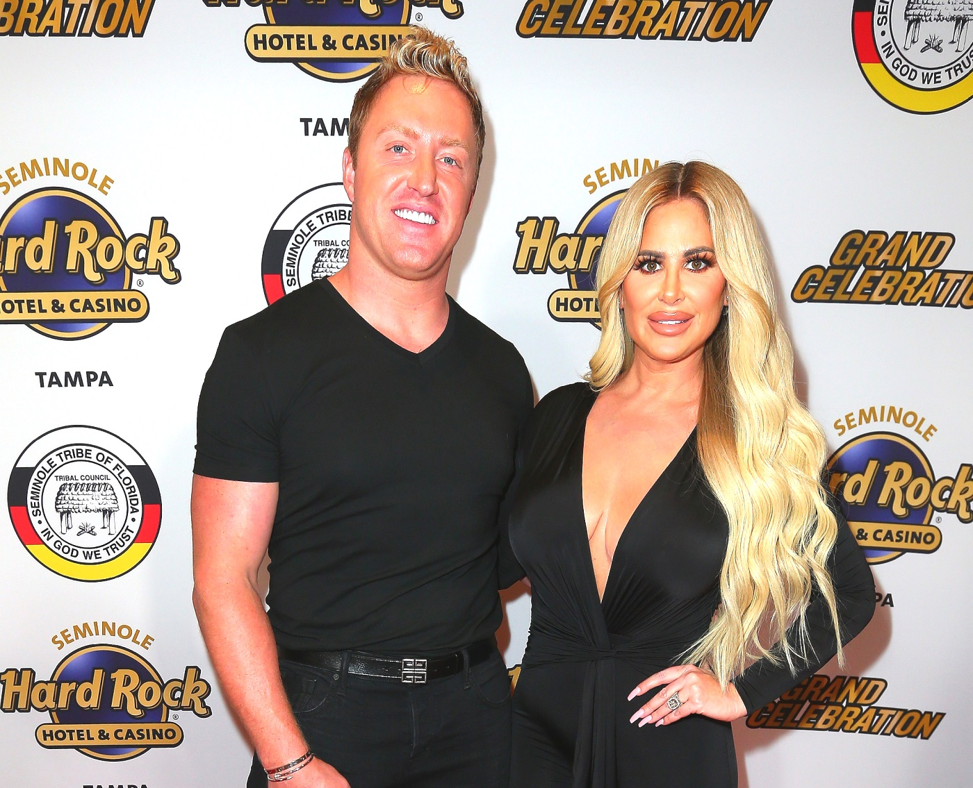 """Kim Zolciak's Husband Kroy Biermann Accused of Owing $22,000 to NFL Agent, Plus Don't Be Tardy Star Shades RHOA's Storylines as """"Redundant"""""""