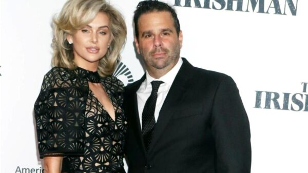 """PHOTOS: Are Lala Kent and Randall Emmett Married? Randall Seemingly Sporting Wedding Band as the Vanderpump Rules Star Refers to Him as """"Hubby"""""""