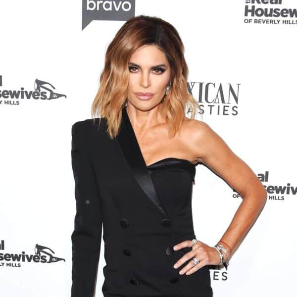 """Lisa Rinna Hit With $1.2 Million Over Copyright Infringement According to Attorney as RHOBH Star Jokes About """"Heavily Mortgaged House"""""""
