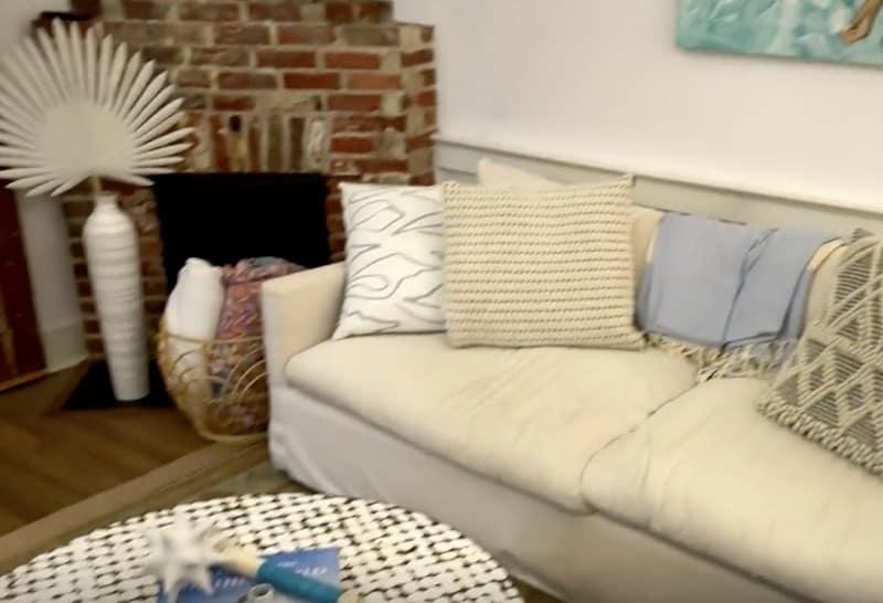 Southern Charm Madison LeCroy Home Living Room