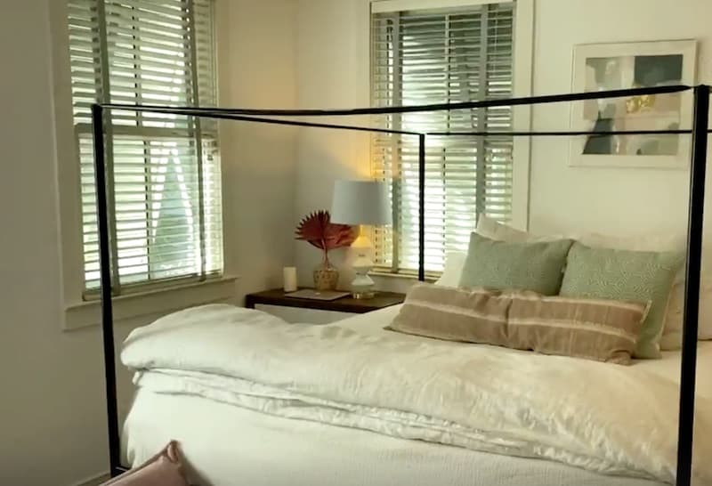 Southern Charm Madison LeCroy Master Bedroom