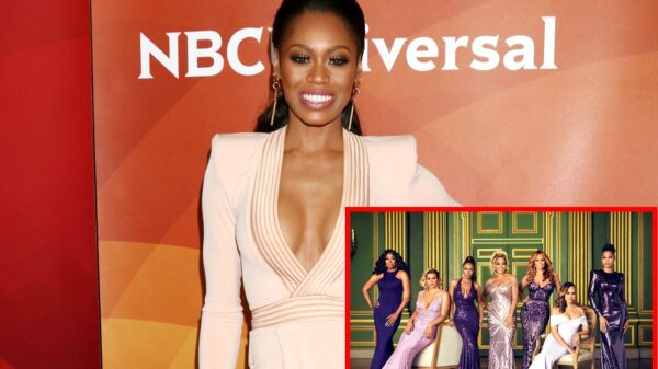 "Monique Samuels Reveals Who Is ""Full of the Most B.S."" and Which Husband Got the ""Most Heated"" at the RHOP Reunion, Plus Find Out Who Brought the Most Receipts and If She Believes Karen Huger Tried to Set Her and Candiace Dillard-Bassett Up"
