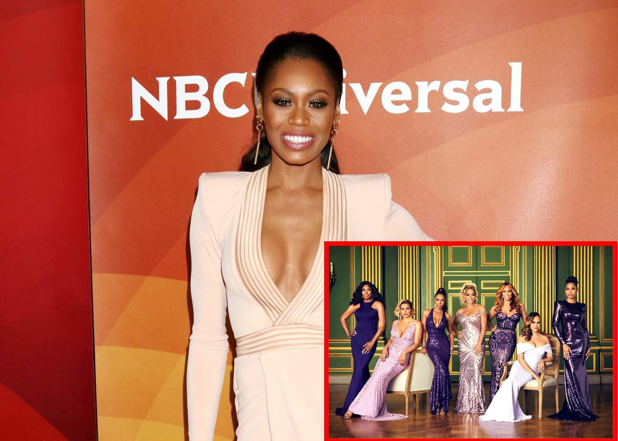 "Monique Samuels Dishes on RHOP Reunion and Says Gizelle Was ""Full of the Most B.S.,"" Plus She Shares Which Husband Got the ""Most Heated"" and Who Brought the Most Receipts, and Live Viewing Thread!"