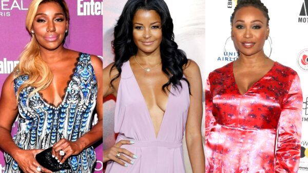 """RHOA's Nene Leakes Laughs at Claudia Jordan's Domestic Violence History After Claudia Slams Her as """"Talentless"""" and Suggests She Cheated on Gregg, Plus Nene On Why She Didn't Go to Cynthia's Wedding and Addresses Claims She Demanded $125K to Attend"""