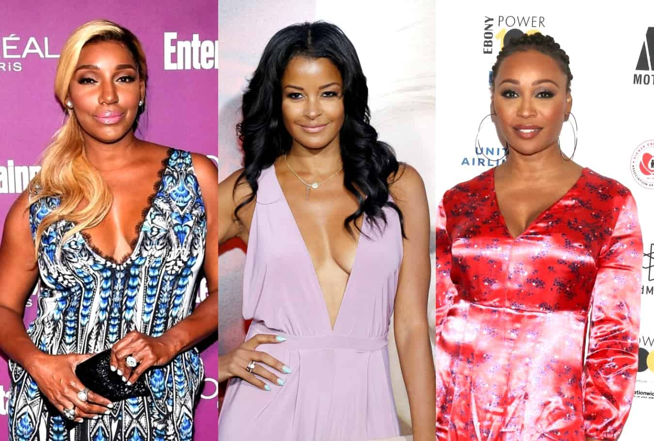 "RHOA's Nene Leakes Laughs at Claudia Jordan's Domestic Violence History After Claudia Slams Her as ""Talentless"" and Suggests She Cheated on Gregg, Plus Nene On Why She Didn't Go to Cynthia's Wedding and Addresses Claims She Demanded $125K to Attend"