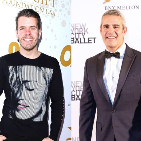 Perez Hilton Suggests Andy Cohen Stole His Idea For a TV Show, Explains Why He's Not Suing Him or Bravo as He Discusses Feud With WWHL Host