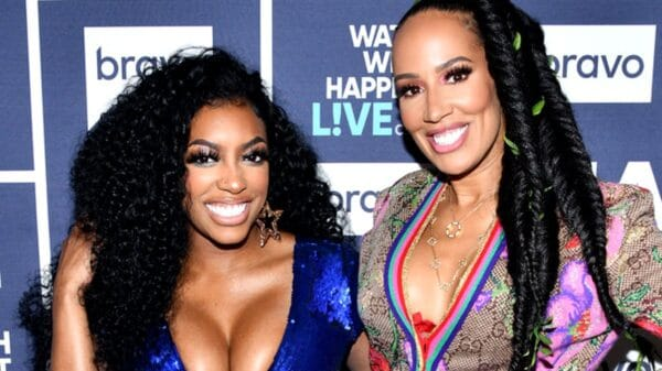 RHOA's Porsha Williams and Tanya Sam Accused of Hooking Up With Male Stripper at Cynthia's Bachelorette Party as Kenya, Marlo, LaToya, and Falynn Guobadia Deny Involvement