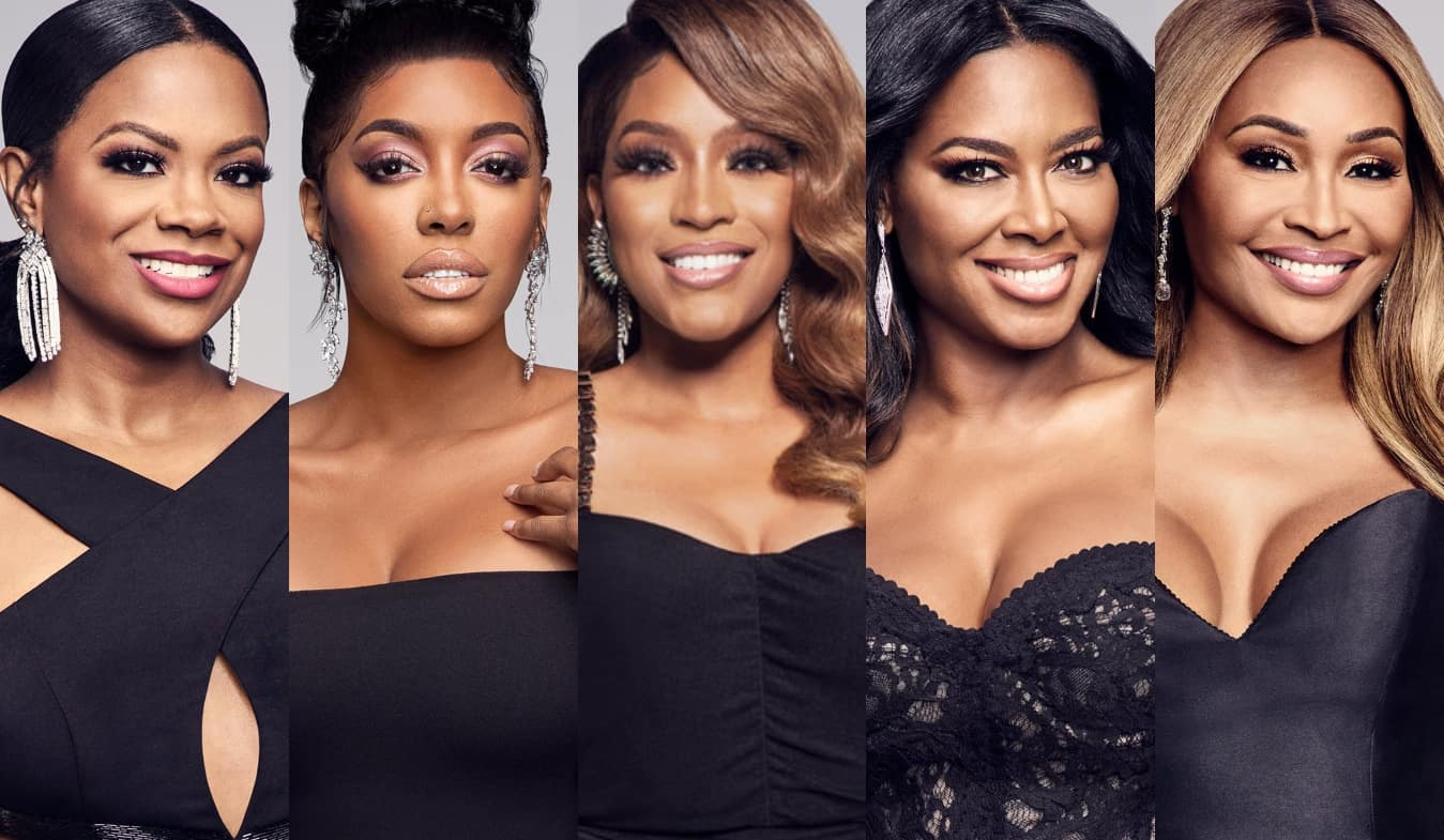 Here's Why RHOA Cast Asked Production To Shut Off The Cameras While Filming Cynthia Bailey's Wild Bachelorette Party, See Video Sneak Peek Plus Live Viewing Thread