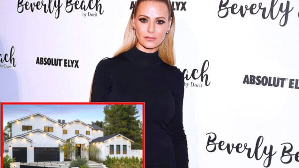 PHOTOS: RHOBH's Dorit Kemsley Drops Home Price By $1.5 Million, Encino Home Now Listed For $7.9 Million A Month After Initial $9.4 Mil Price Tag