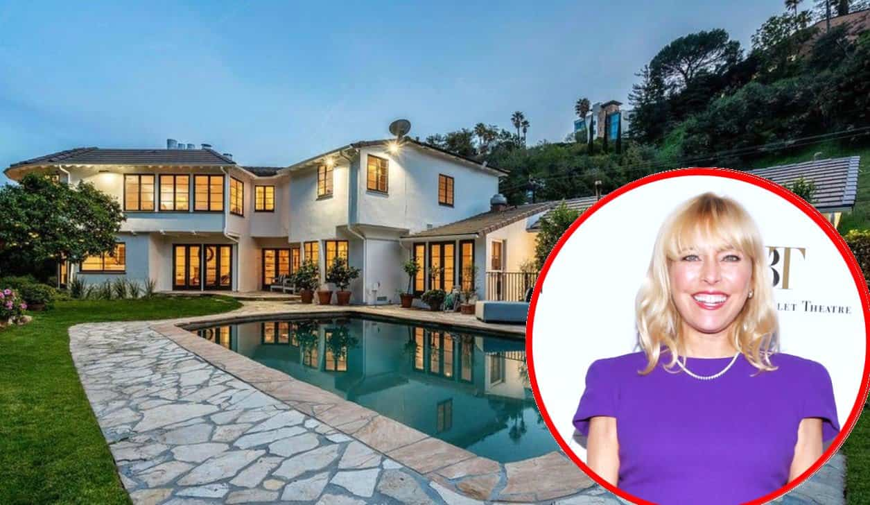 PHOTOS: RHOBH's Sutton Stracke Buys $5.35 Million Bel Air Estate of Late Lakers Owner Jerry Buss, Go Inside the Georgian-Style Home