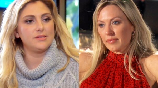 "RHOC Recap: Gina Accuses Sean of Sending Her a ""Creepy"" Text as Braunwyn Struggles With Sobriety"