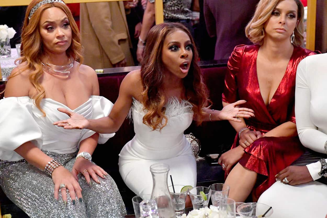 VIDEO: Another Brawl Breaks Out in RHOP Midseason Trailer! Plus Ashley and Gizelle Struggle With Previously Unfaithful Husbands, Wendy and Karen Battle it Out, and Ladies Pick Sides in Aftermath of Candiace and Monique's Fight