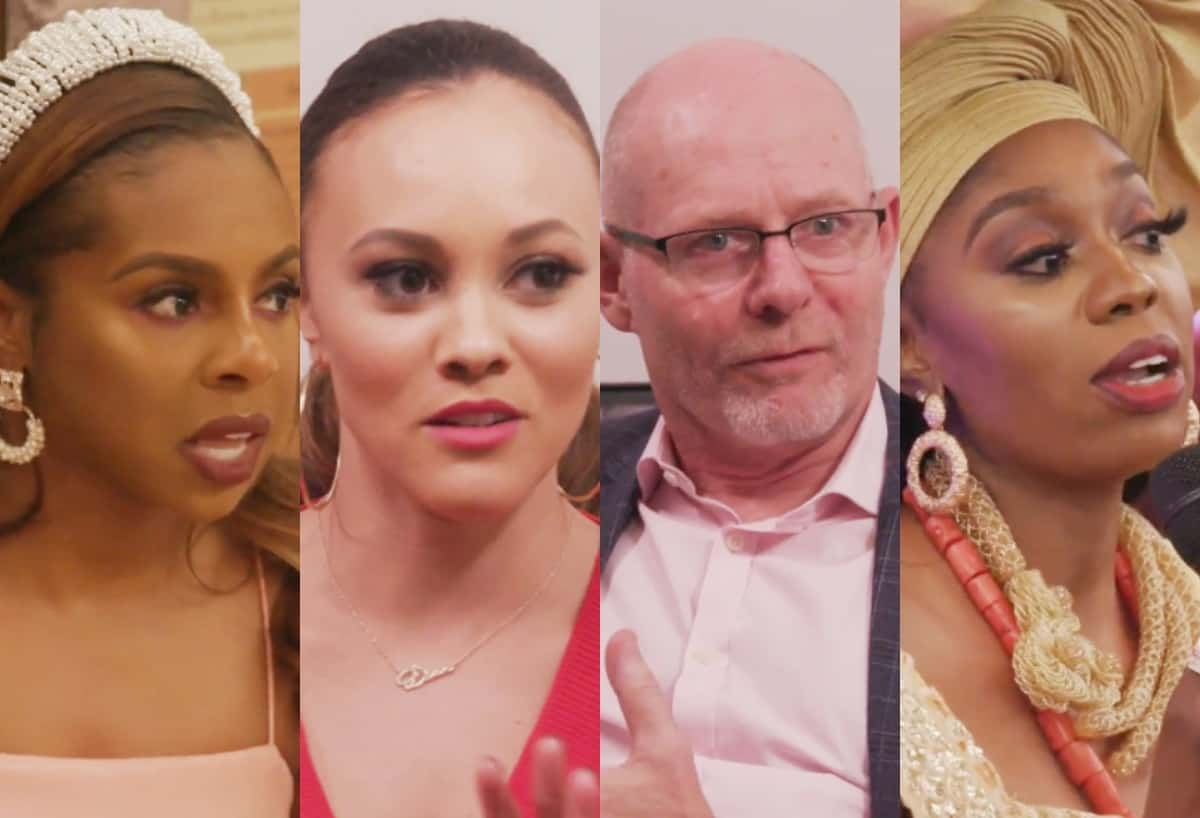 RHOP Recap: Candiace Files Charges Against Monique and Ashley and Michael Share their Past Infidelities as Wendy Celebrates Her Daughter's Sip and See