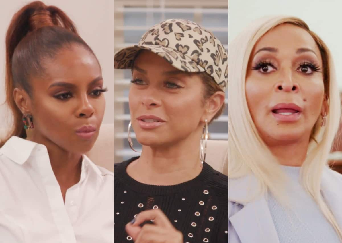 RHOP Recap: Candiace Considers Legal Action Against Monique and Robyn Tax Woes Goes Public As Karen Celebrates Her Homecoming