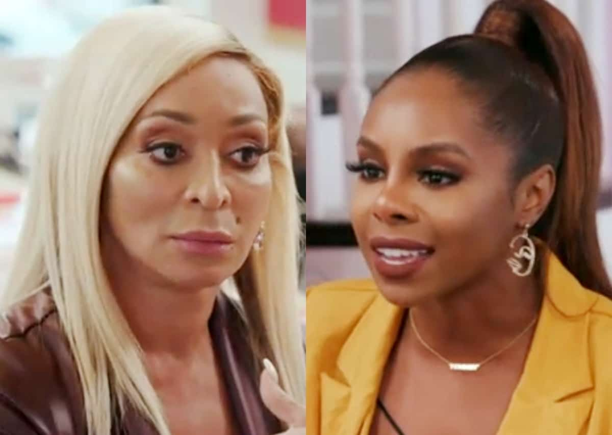 RHOP Recap: Karen Refuses To Choose Sides and Gizelle's and Robyn's Relationships Are Evolving