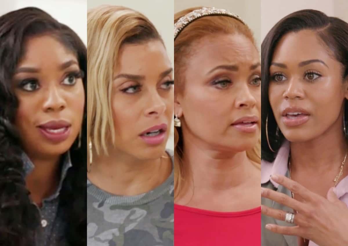 RHOP Recap: Wendy, Robyn and Gizelle Confront Monique since Monique is unapologetic!