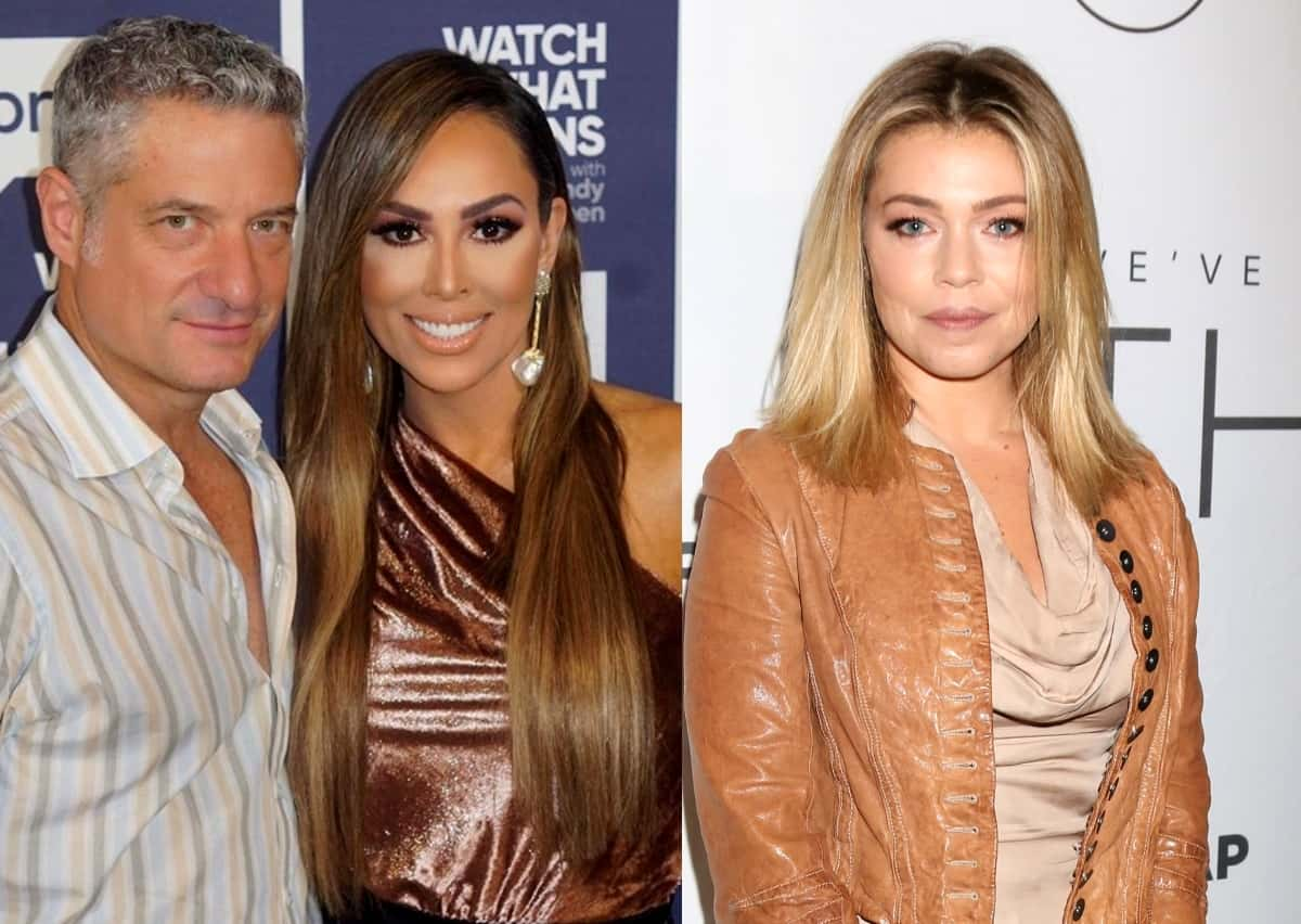 "RHOC's Kelly Dodd Disses Rick's Ex-Fiancee Lauren Sivan Again, Calls Her a ""Stage 5 Clinger"" and Claims She Came Forward Amid #MeToo Movement Because She Was ""Desperate for Attention,"" See How Lauren Responded to Her Scathing Comments"