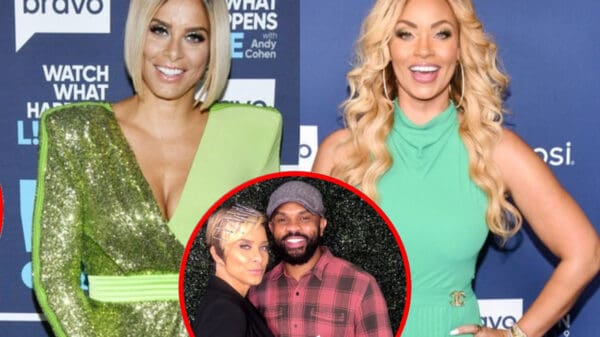 """RHOP's Robyn Dixon Says It Was """"Extreme and Unnecessary"""" for Gizelle Bryant to Bring Security to Meeting With Monique Samuels, Dishes on Relationshipwith Fiancé Juan and Reveals If They're Secretly Married"""
