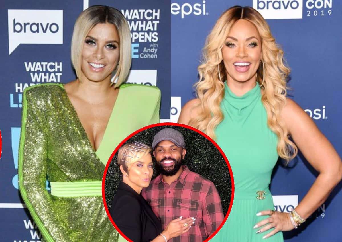"RHOP's Robyn Dixon Says It Was ""Extreme and Unnecessary"" for Gizelle Bryant to Bring Security to Meeting With Monique Samuels, Dishes on Relationship with Fiancé Juan and Reveals If They're Secretly Married"