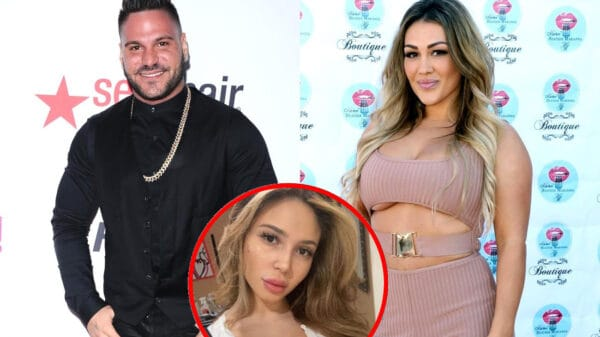 PHOTOS: Jersey Shore's Ronnie Ortiz-Magro Goes Public With New Girlfriend Saffire Matos as Jen Harley Also Debuts Her New Relationship on Instagram, See Their Photos