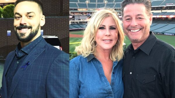 "Vicki Gunvalson's Son-in-Law Ryan Culberson Says He's Been ""Blocked"" by Steve Lodge and Accuses Him of ""Playing High School Games"" as the RHOC Alum Denies Rumors of a Split and Re-Follows Her Fiancé"