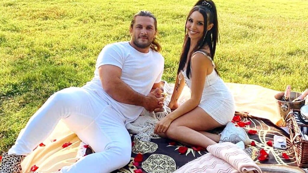 """PHOTOS: Scheana Shay Announces She is Pregnant With a """"Rainbow Baby,"""" See Vanderpump Rules Star's Baby Bump and Sweet Announcement With Boyfriend Brock Davies, Plus Her Due Date"""