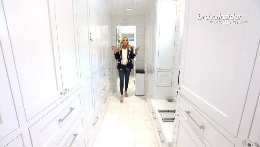 Shannon Beador Home - Closet
