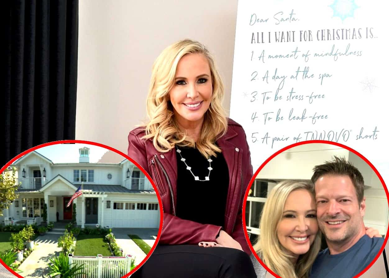 """PHOTOS: Shannon Beador Shows Inside Her New Home, Talks Feuding With """"Everyone"""" on RHOC Cast and Why Marriage With Boyfriend John Janssen is on Hold"""