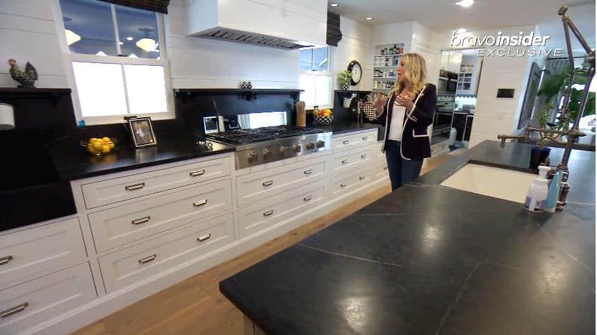 Shannon Beador Home - Kitchen
