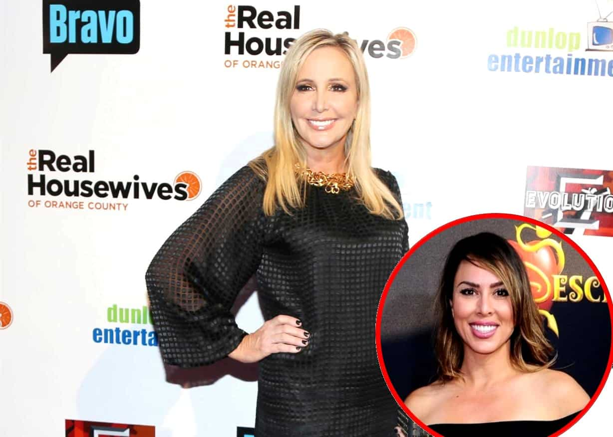"Shannon Beador Explains Why She Didn't Attend Kelly Dodd's Wedding and Where They Stand Today, Talks ""Awkward"" RHOC Season Without Vicki and Tamra"