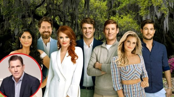 Southern Charm Cast plus Thomas Ravenel