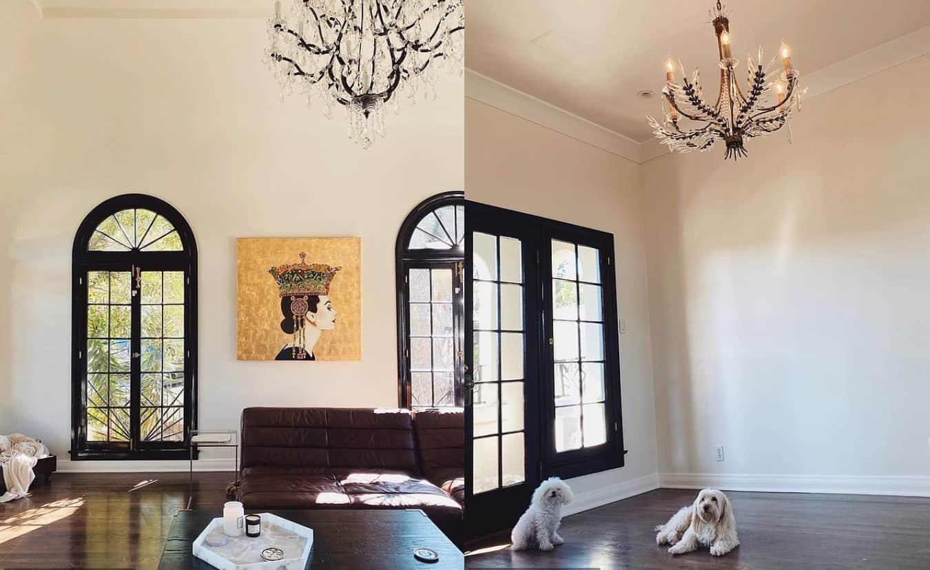 Stassi Schroeder Home Living Room