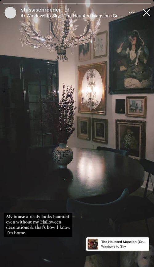 Vanderpump Rules Stassi Schroeder Shows Off Gallery Wall at Hollywood Hills Home