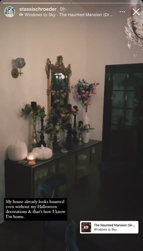 Vanderpump Rules Stassi Schroeder Takes Fans Inside Haunted Home