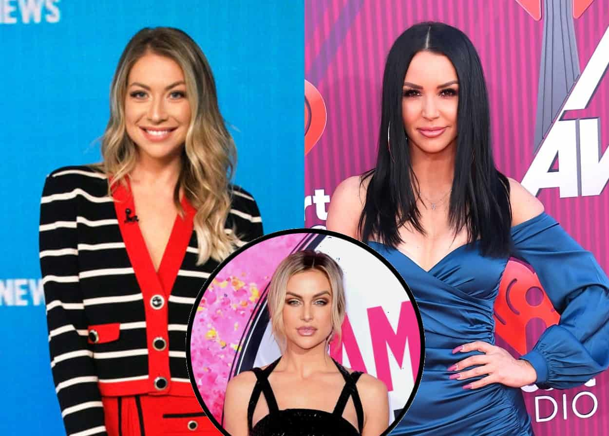 Ex Vanderpump Rules Star Stassi Schroeder Unfollows Scheana Shay, Seemingly Sides With Lala Kent Amid Feud With Scheana
